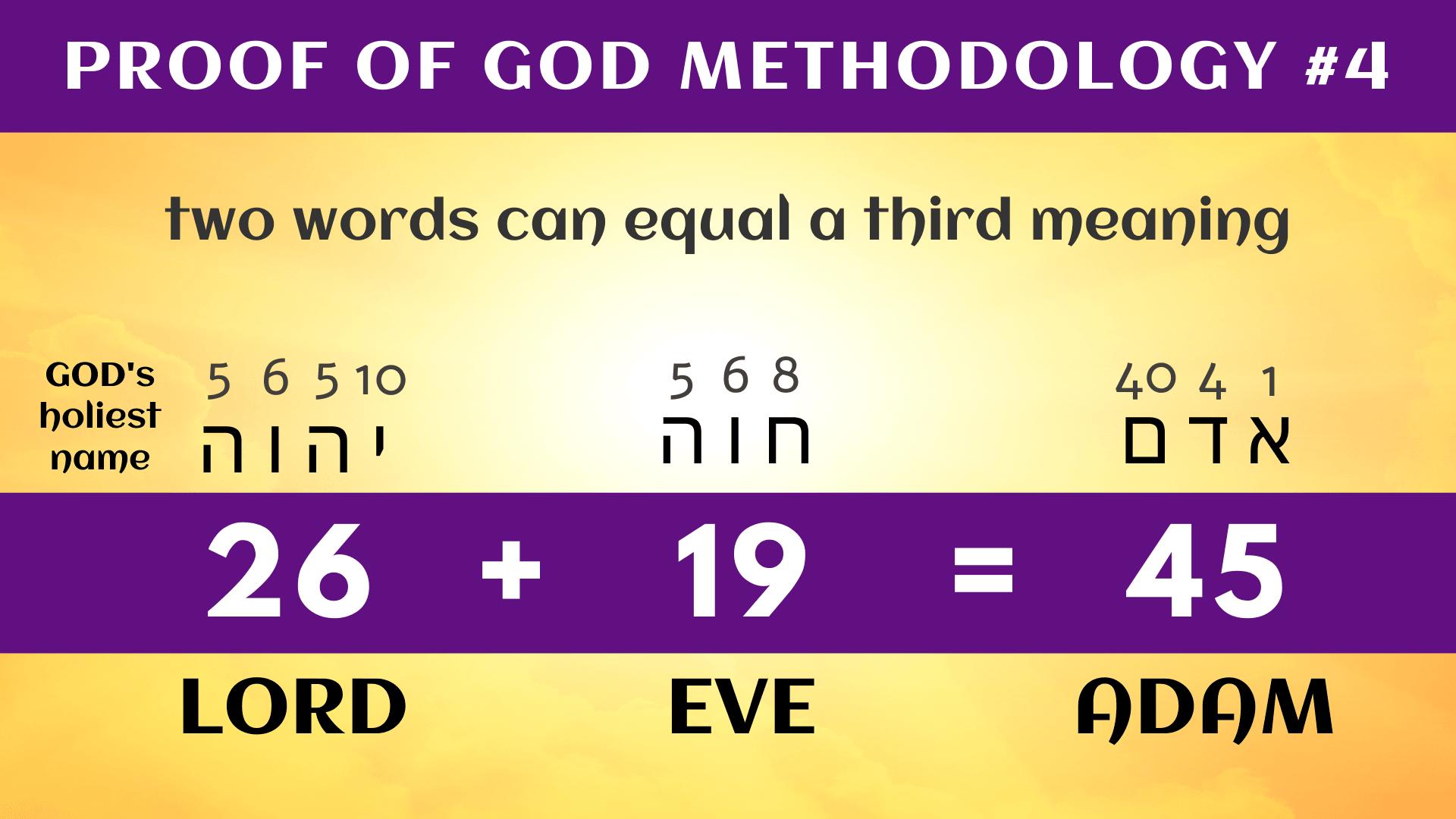 code2GOD methodology #4