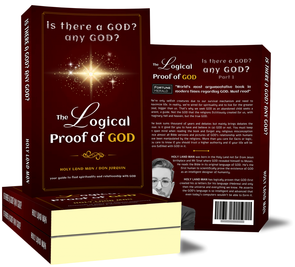 The Logical Proof of The Existence Of GOD