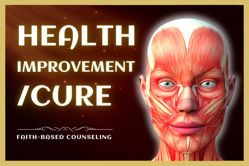 health improvement cure counseling faith based